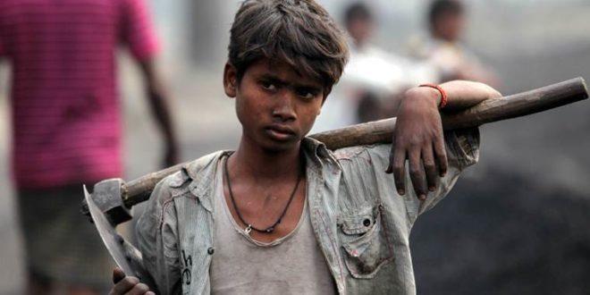 Child Labour-Millions Trapped !!