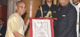 National Award received by Akshayapatra