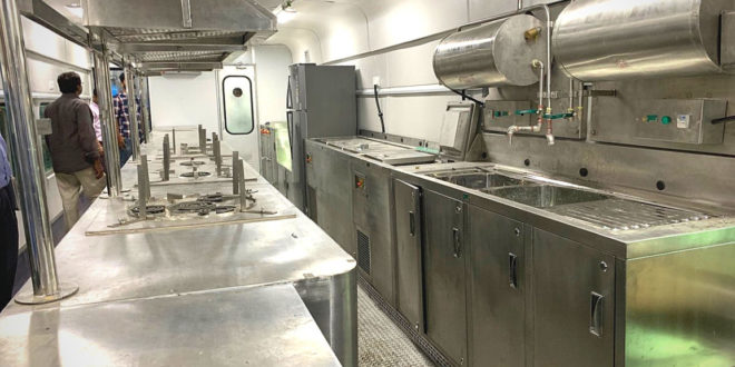 Worried about Train Food Hygiene? Worry Nomore !